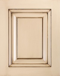 Cream Raised Panel Door Philidelphia