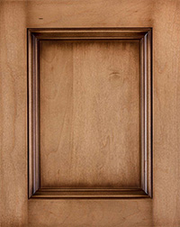 Antique Specialty Panel Door PA