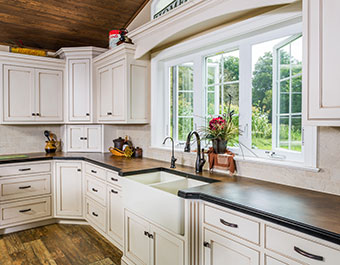 Ivory Kitchen Chester County