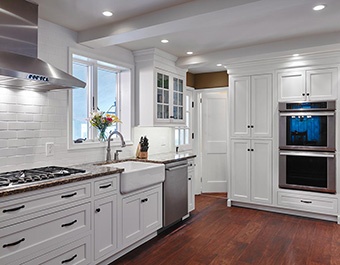 White Kitchen Chester County