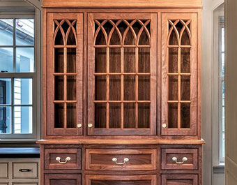 Custom Wooden Cabinets