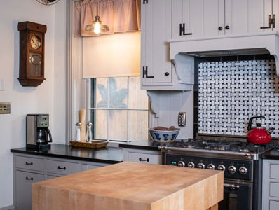 custom cabinets built by amish craftsmen
