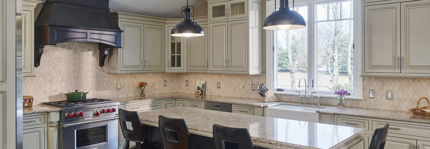 Custom built cabinetry philadelphia cabinet makers for Custom built kitchen cabinets