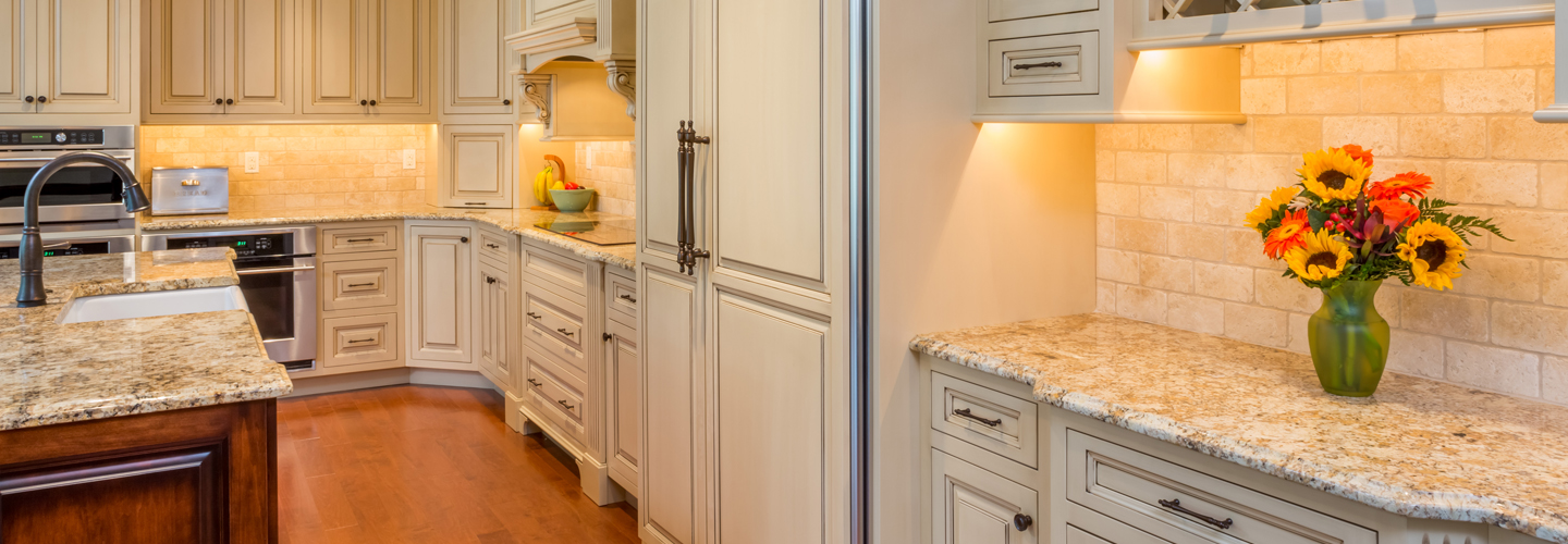 newly built custom cabinetry in lancaster county home